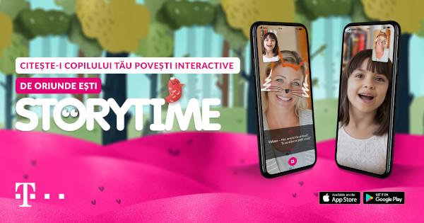 Storytime, Telekom