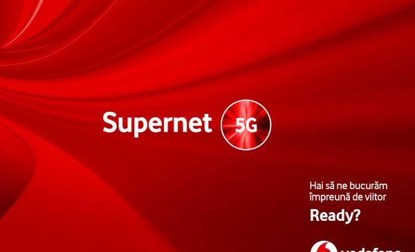 Vodafone activează primele stații radio 5G în România