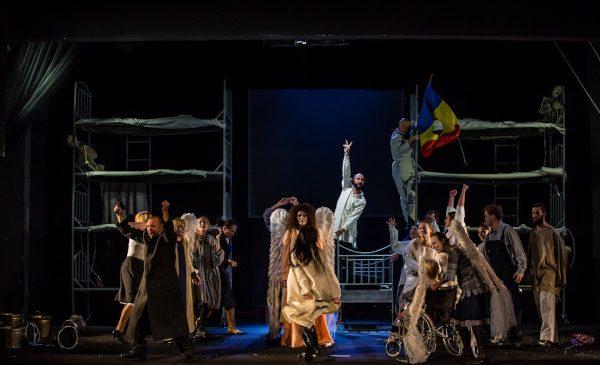 INIMA REGINEI MARIA – spectacol-eveniment realizat la Teatrul de Stat din Constanța, programat de Ziua Regalității
