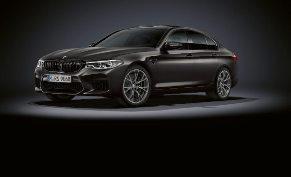 Performanţe maxime şi stil exclusiv: BMW M5 Edition 35 Years