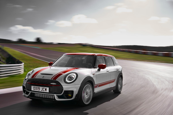 The new MINI John Cooper Works Clubman