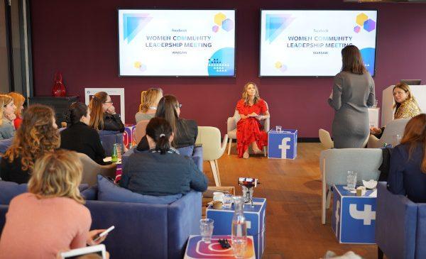 Women Community Leadership Meeting – lideri de comunităţi Facebook din Europa Centrală şi de Est s-au reunit la Varşovia