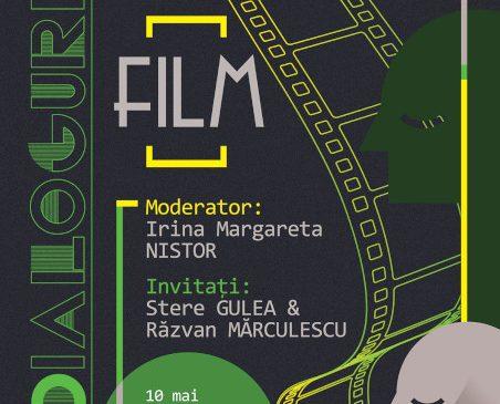 O nouă ediție a Dialogurilor culturale Teatrelli: Regizorii Stere Gulea și Răzvan Mărculescu dezbat despre filmul de ieri și de azi într-o întâlnire moderată de Irina Margareta Nistor