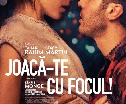 Premieră: Joueurs/Joacă-te cu focul! – un thriller amoros cu miză, din 17 mai în cinema