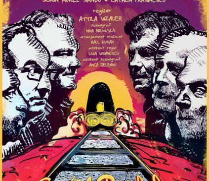 """""""Satul paralel"""" în premieră pe scena de teatru cu foştii membri ai grupului DIVERTIS"""