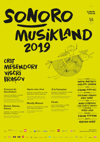afis Sonoro Musikland 2019