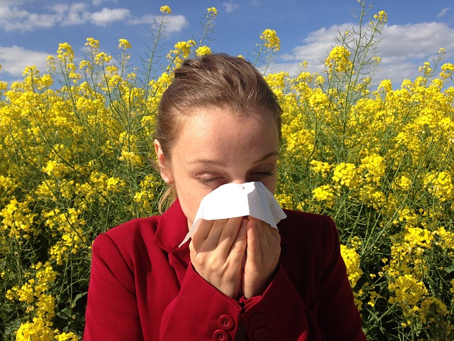 Alergiile de primăvară - cum le poți trata