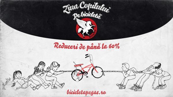 biciclete pegas reducere