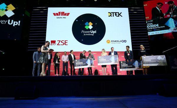 Danubia NanoTech câștigă marea finală a competiției PowerUp! din 2019 și este desemnat cel mai bun startup din regiunea ECE