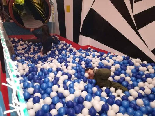 Copii din 5 centre de plasament au vizitat Museum of Senses Constanța
