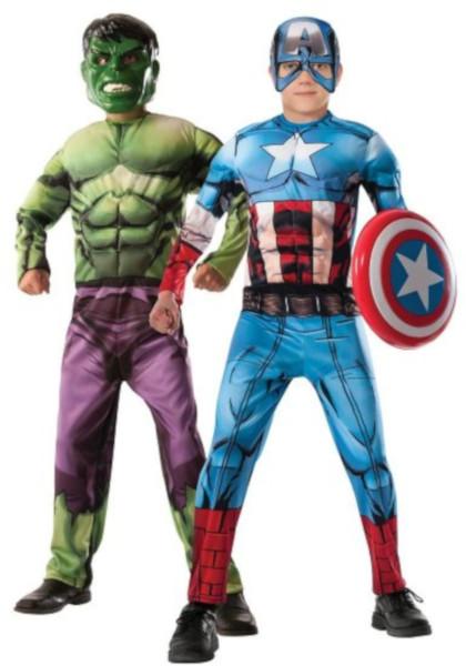 costum reversibil supereroi