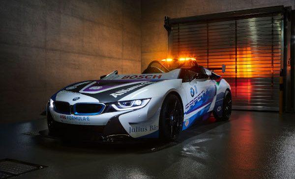 """Partener Auto Oficial"", BMW i a prezentat noul Safety Car din Formula E"