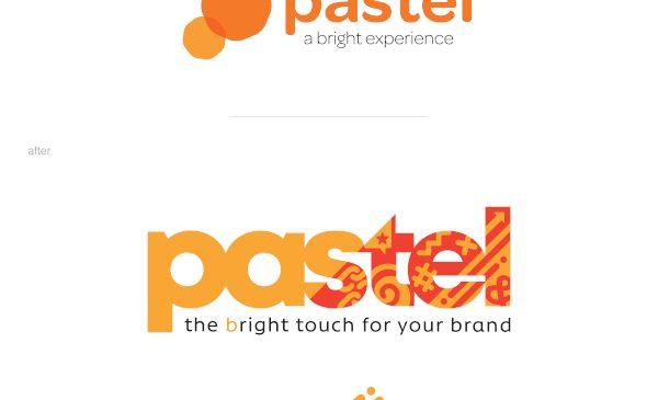 Nouă identitate de brand pentru pastel