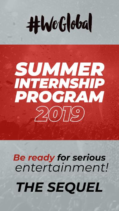 Global Records Summer Internship Program