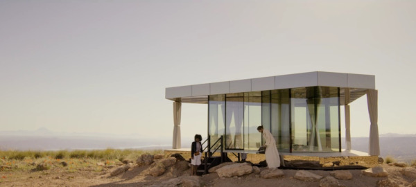 """La Casa del Desierto"", de Guardian® Glass. Foto Gonzalo Botet pentru Guardian Glass. Toate drepturile rezervate."