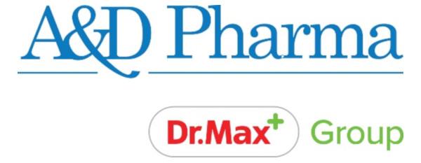 A&D Pharma logo