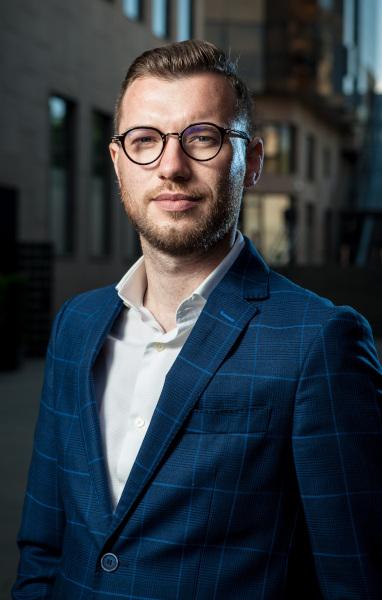 Alexandru Holicov, CEO și Fondator Adservio