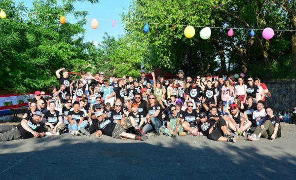 Vivre s-a implicat în proiectul umanitar Bikers for Humanity pentru a reabilita 7 locuințe ce găzduiesc peste 53 de copii instituționalizați din Tulcea