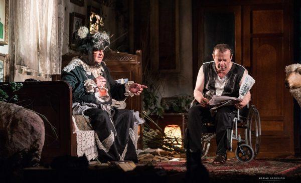 BILLY ȘCHIOPUL – cea mai recentă premieră a Teatrului de Stat din Constanța – o comedie neagră despre dragoste și cruzime