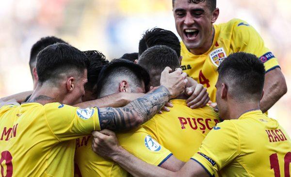 TVR 1 – lider de audienţă cu meciul Germania-România, în semifinala CE U21