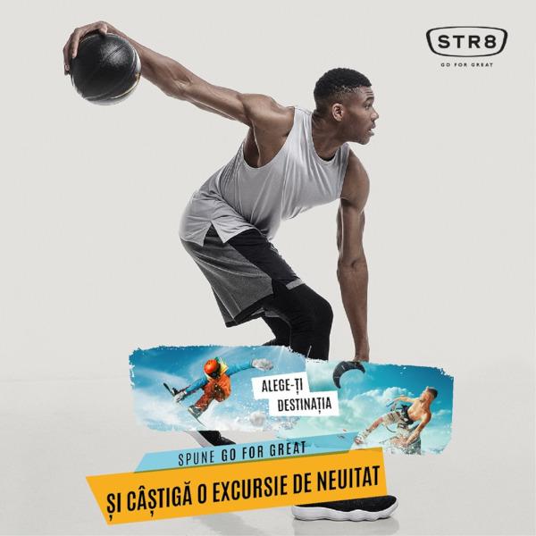 Campanie STR8