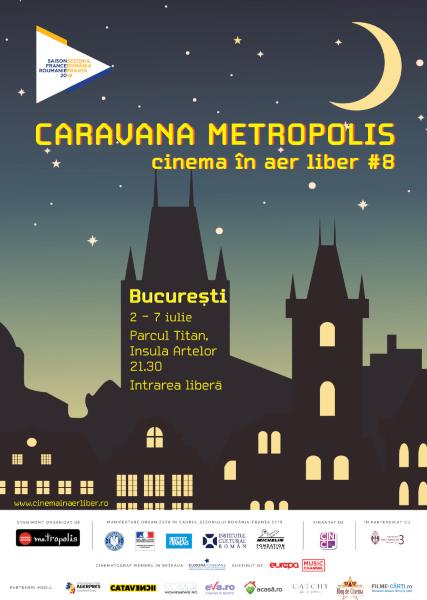 Caravana Metropolis București