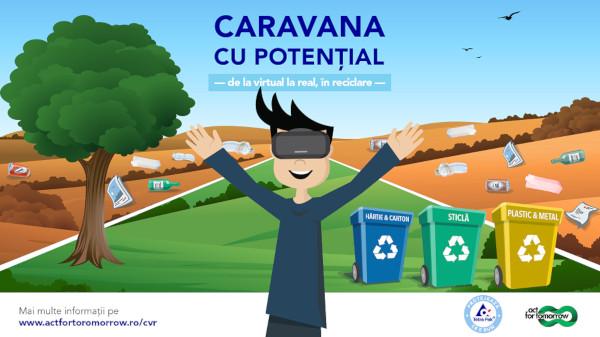 Tetra Pak® premiază absolvenții primului program de educație ecologică prin realitate virtuală din țară