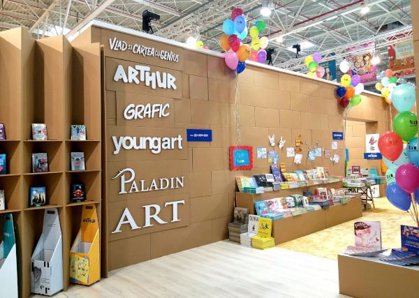Casa Editoriala ART la Bookfest