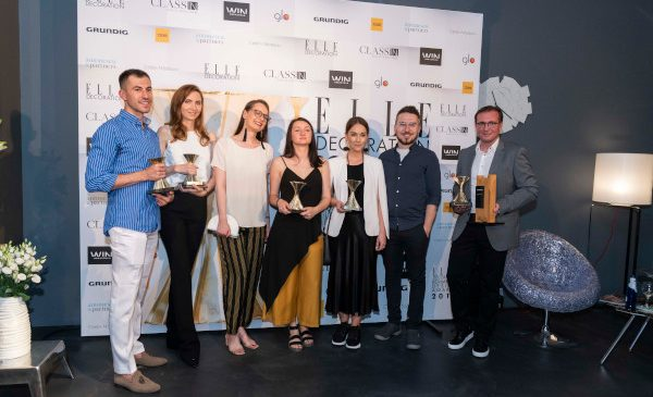 ELLE Decoration Romanian Design Awards și-a desemnat câștigătorii