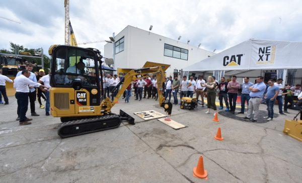 Bergerat Monnoyeur: Roadshow Caterpillar 2019