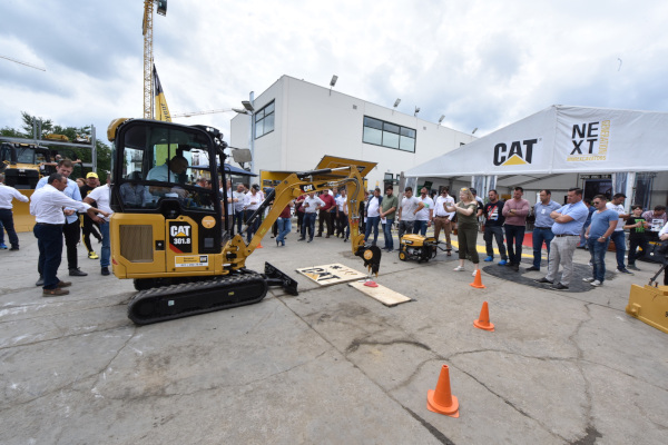 Caterpillar Roadshow 2019