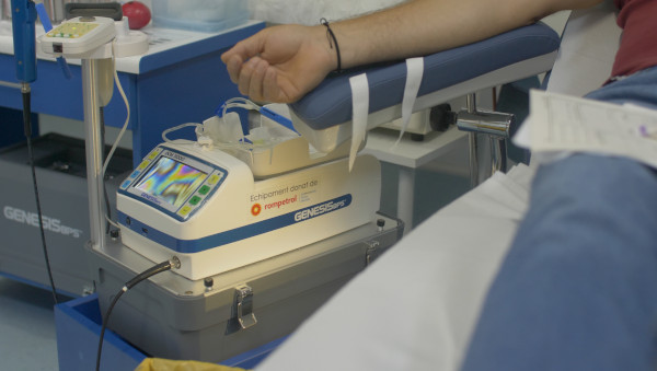 KMG International mărește capacitatea tehnică a Centrului de Transfuzii Constanța