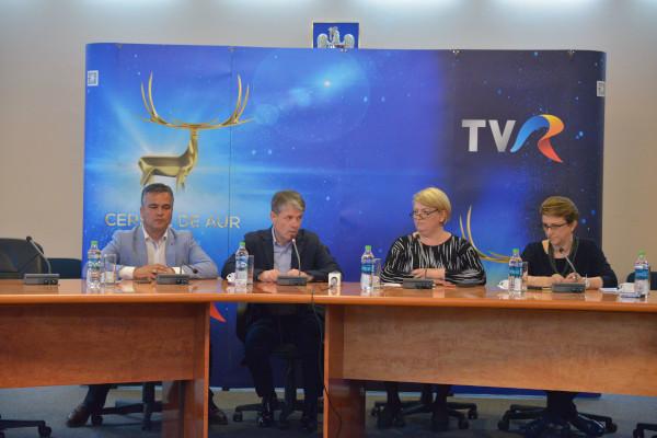 Conferinta presa Brasov - Cerbul de Aur