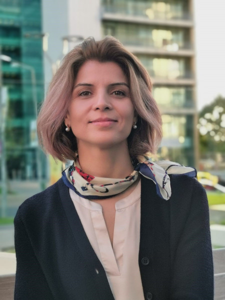 Corina Dimitriu, Partener Audit, Deloitte România