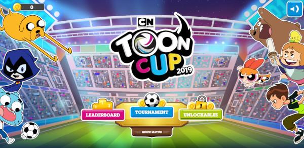 """Cartoon Network vă așteaptă toată vara pe terenul de fotbal cu aplicația """"Cupa Cartoon"""""""