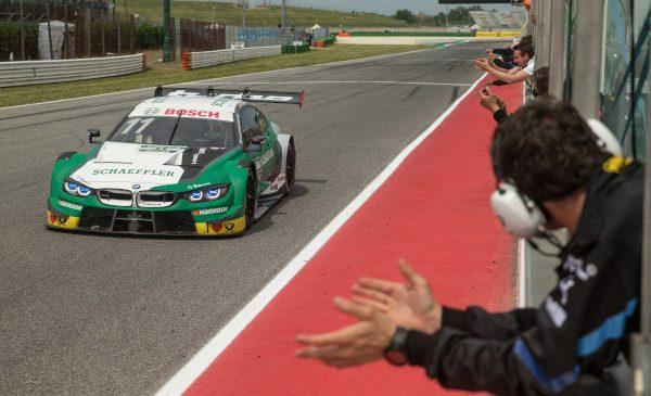 Victorie senzaţională la Misano: Marco Wittmann câştigat a cincea cursă a sezonului DTM după ce a plecat de pe ultimul loc pe grilă