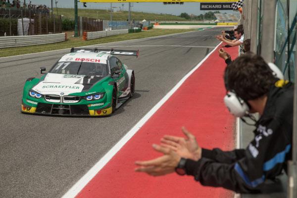 DTM, Misano - cursa I