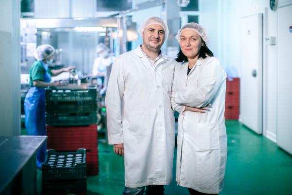 Daniel și Alina Donici, fondatorii Artesana