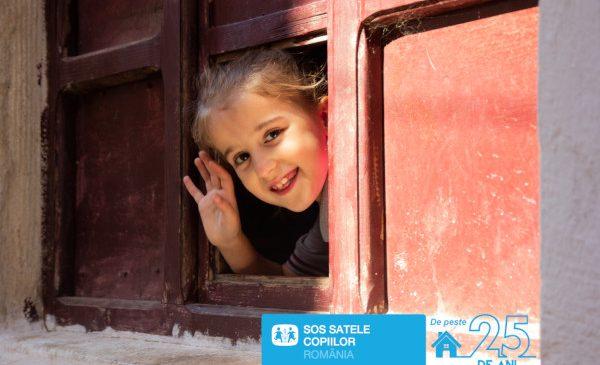 """Stirile Kanal D si SOS Satele Copiilor Romania lanseaza campania """"Donator de viitor"""""""