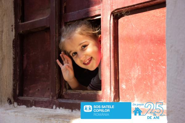 Donator de viitor, SOS Satele Copiilor