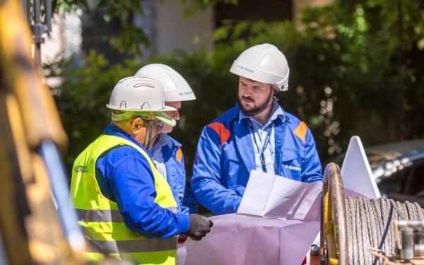E-Distributie Muntenia, modernizare retea Bucuresti