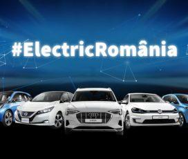 Kaufland susține #ElectricRomania, primul tur al țării organizat cu mașini electrice