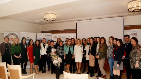 Elite Business Women,  Internationalizarea afacerilor