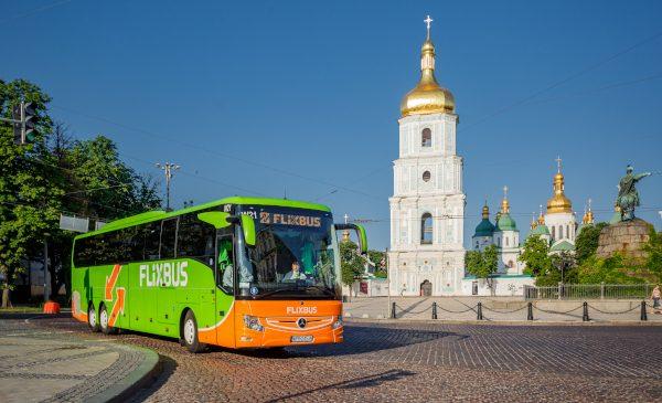 FlixBus își extinde rețeaua în Ucraina