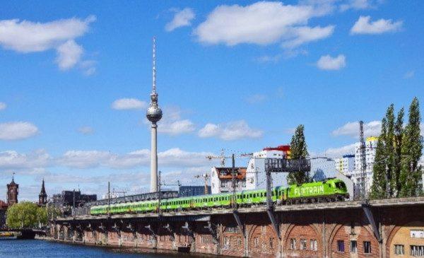 Ziua Mondială a Mediului: Călătorii sustenabile cu trenuri alimentate cu energie verde de la Greenpeace Energy