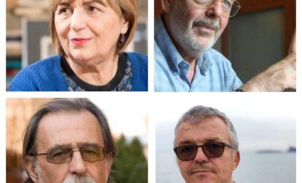 Gabriela Adameșteanu, Radu F. Alexandru, Vintilă Mihăilescu și Ioan T. Morar, printre laureații Premiilor USR, 2019