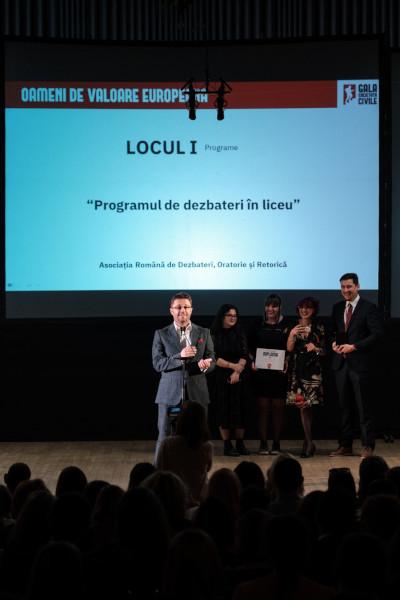Gala Societatii Civile 2019, ARDOR 3 premii I