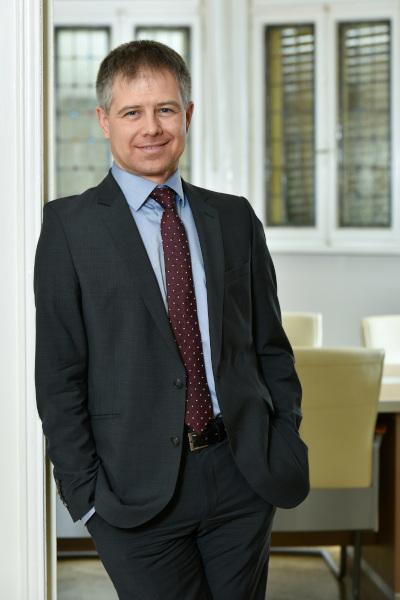 Gyula Fatér, CEO OTP Bank România