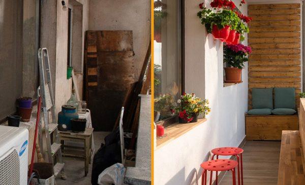 Inspirație de la HORNBACH – cum îți poți transforma balconul anost într-o oază de relaxare