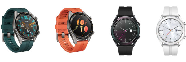 HUAWEI WATCH GT, editia Active si Elegant